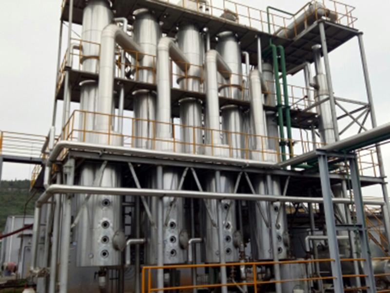 硫酸铵四效蒸发结晶器